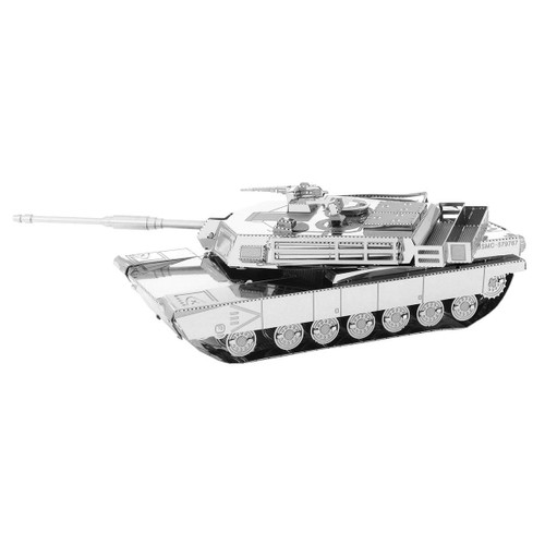 M1 Abrams Tank Metal Earth model
