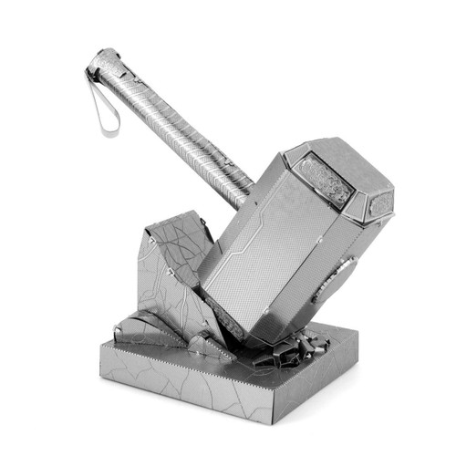 Mjolnir / Thor's Hammer - Marvel - Metal Earth Model