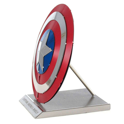Captain America's Shield - Marvel - Metal Earth Model