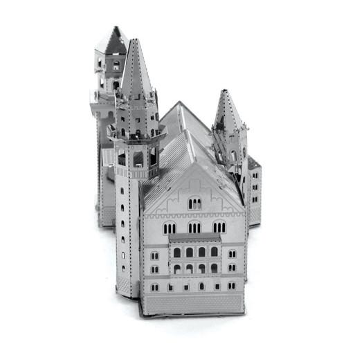 Neuschwanstein Castle Metal Earth Model