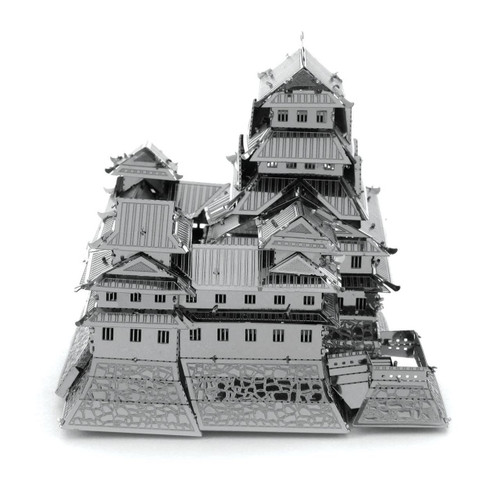 Himeji / Himeji-jō Castle Metal Earth Model