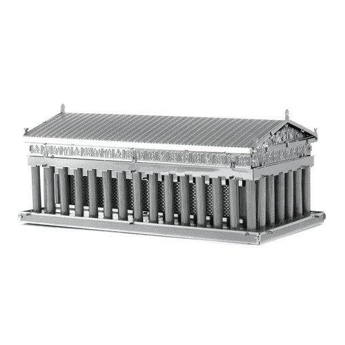 Parthenon Metal Earth Model