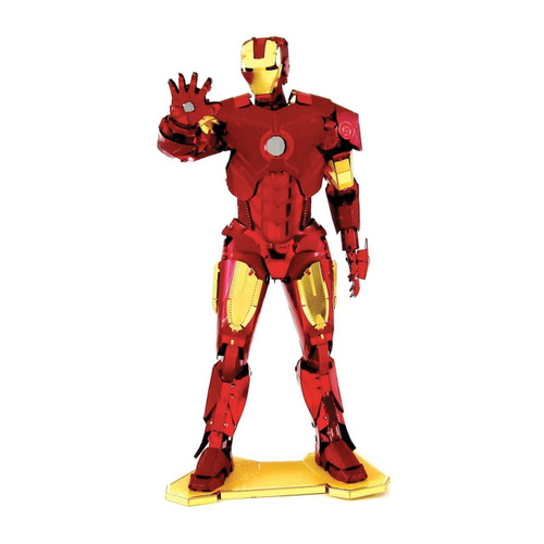 Iron Man - Marvel - Metal Earth Model