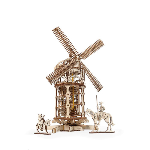 Tower Windmill Mechanical Wooden Model | UGears