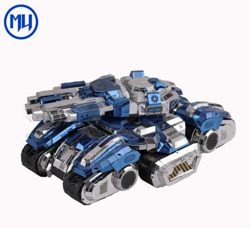 Siege Tank 2.0 - DIY Metal Model Kit   MU Model