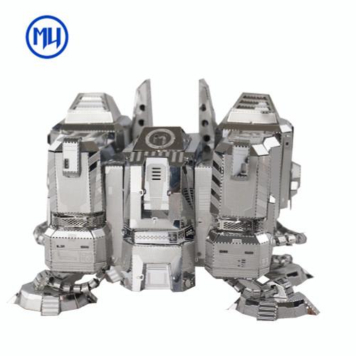 StarCraft - Interstellar Barracks - DIY Metal Model Kit | MU Model