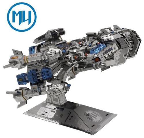 Battle Cruiser DIY Metal Model Kit | MU Model