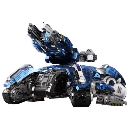 Siege Edition Tank - DIY Metal Model Kit | MU Model