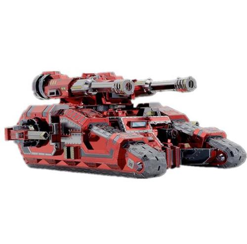 StarCraft - Scarlet Knight Tank - DIY Metal Model Kit   MU Model
