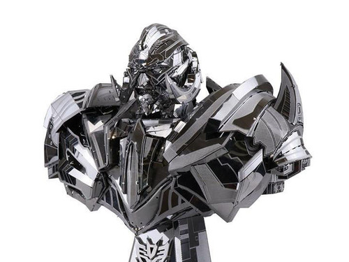 Transformers 5 Megatron - DIY Metal Model Kit | MU Model