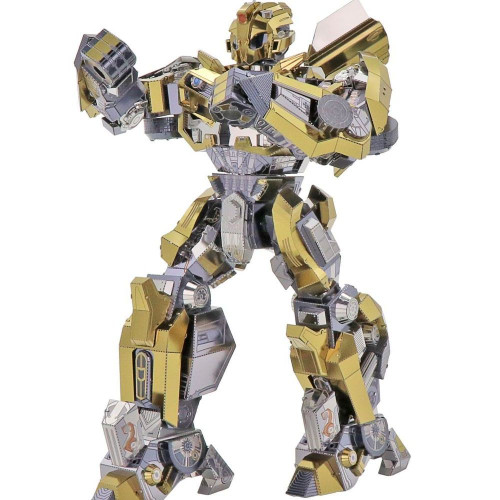 Transformers 5 Bumblebee - DIY Metal Model Kit | MU Model