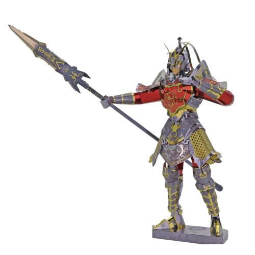 Longju - Qing's Dynasty - DIY Metal Model Kit | MU Model