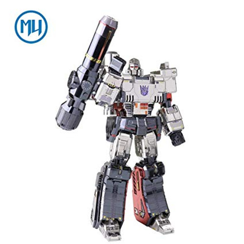 Transformers G1 Megatron - DIY Metal Model Kit | MU Model