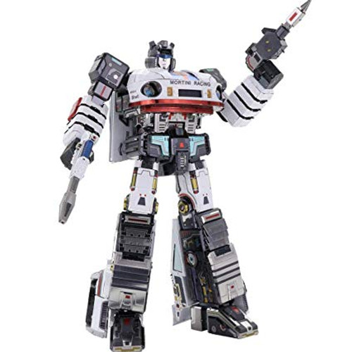 Transformers Jazz - DIY Metal Model Kit | MU Model