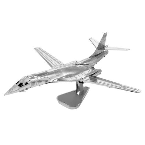 B-1B Lancer Supersonic Bomber Metal Earth Model