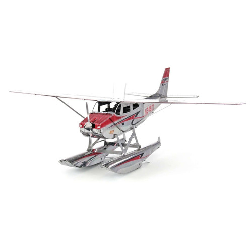 Cessna 182 Floatplane Metal Model Kit | Metal Earth
