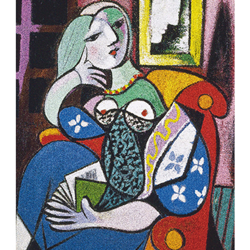 Picasso Woman With A Book, 1000 Pieces | Piatnik