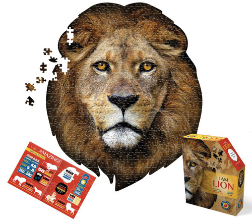 I Am Lion 550 Pieces | Madd Capp