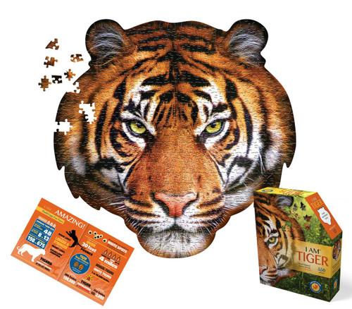 I Am Tiger 550 Pieces | Madd Capp