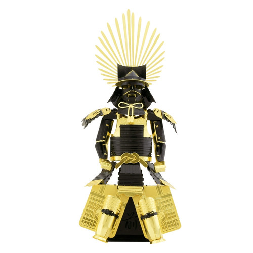 Japanese (Toyotomi) Armor Metal Earth Model