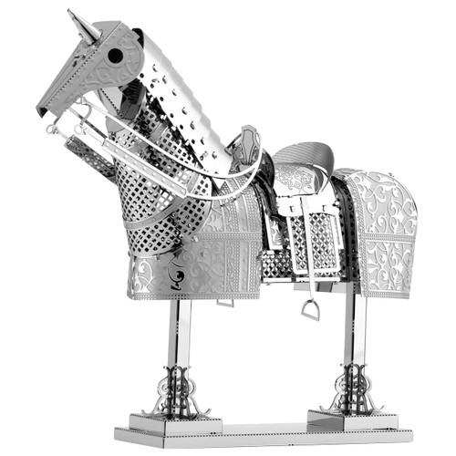 Horse Armor Metal Earth Model