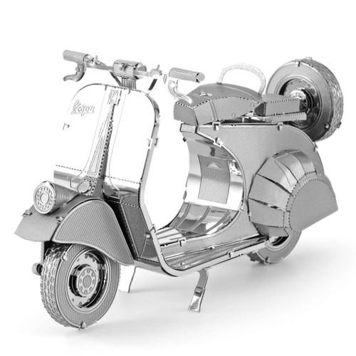 Classic Vespa 125 Metal Earth Model