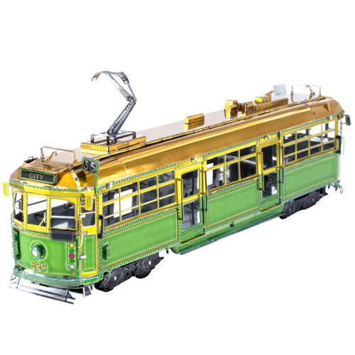 Melbourne W-Class Tram | Metal Earth