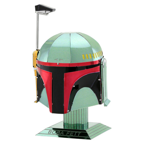 Boba Fett Helmet - Star Wars | Metal Earth Model