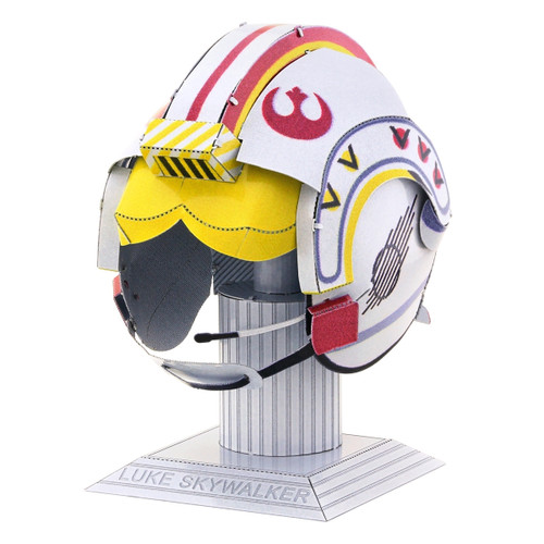 Luke Skywalker Helmet - Star Wars - | Metal Earth Model