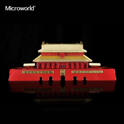 Tiananmen - DIY Metal Model Kit | Microworld