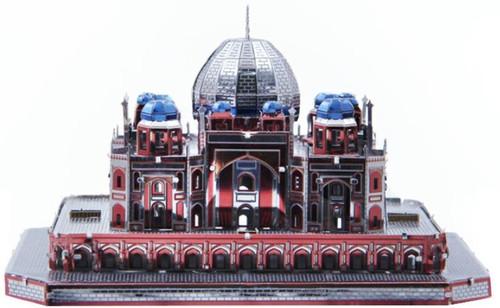 """Humayun's Tomb, India"" Metal Model Kit | Microworld"