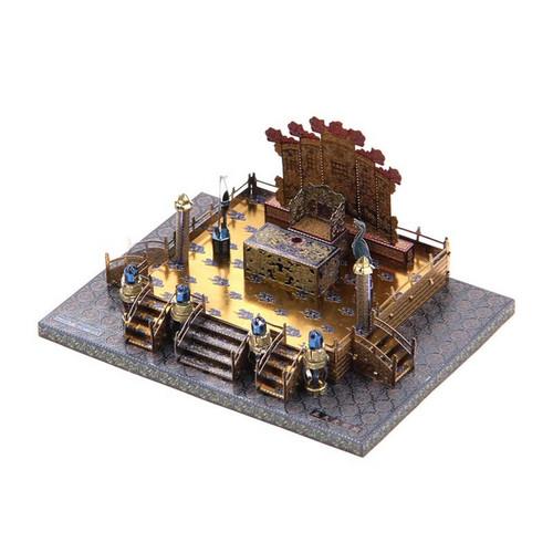 Zhengda Guangming Palace - Metal Model Kit | Microworld