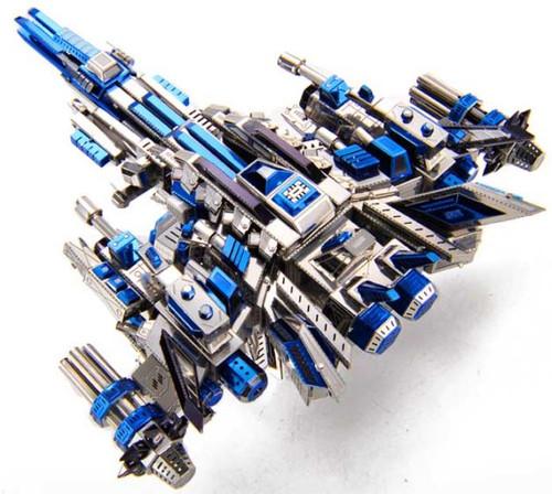 """Pilot No.1 Spacecraft"" Metal Model Kit   Microworld"