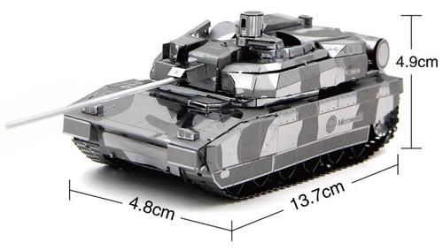 Leclerc MBT Tank - Metal Model Kit | Microworld