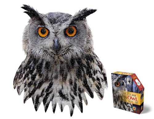 I Am Owl 550 Pieces   Madd Capp