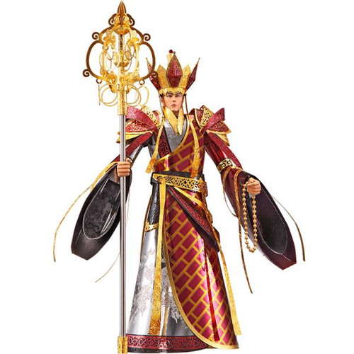 Tang Sanzang, The Holy Monk of Tang, Metal Model Kit | Piececool