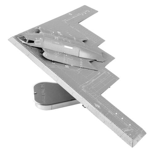 B-2A Spirit Stealth Bomber Metal Model Kit | Iconx