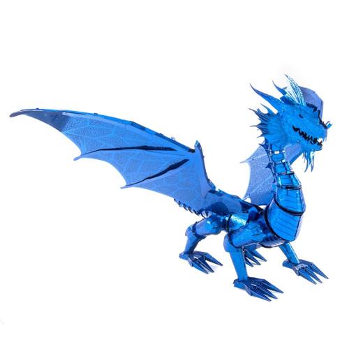 Iconx Blue Dragon Metal Model Kit