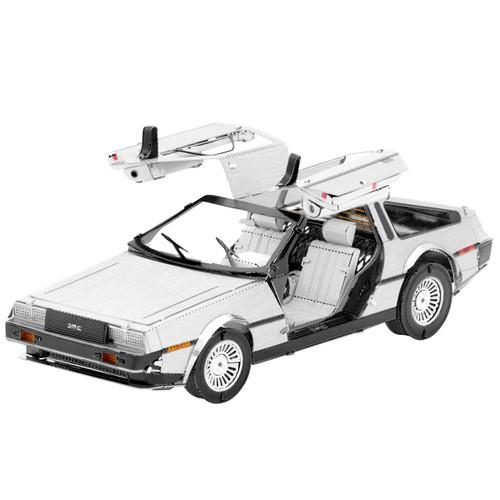 DeLorean Metal Earth Model Kit