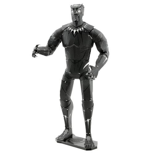 Black Panther Metal Earth Model Kit