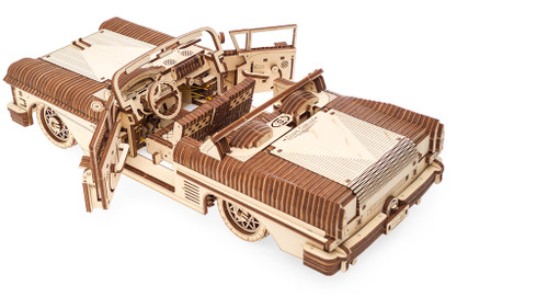 Dream Cabriolet VM-05 Mechanical Model Kit | UGears