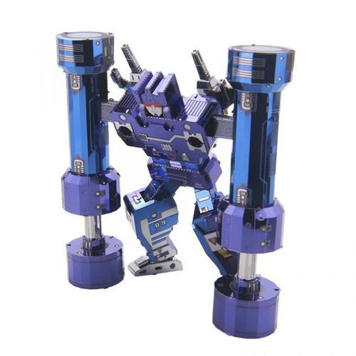 Transformers G1 Cassette Tape Rumble - DIY Metal Model Kit | MU Model