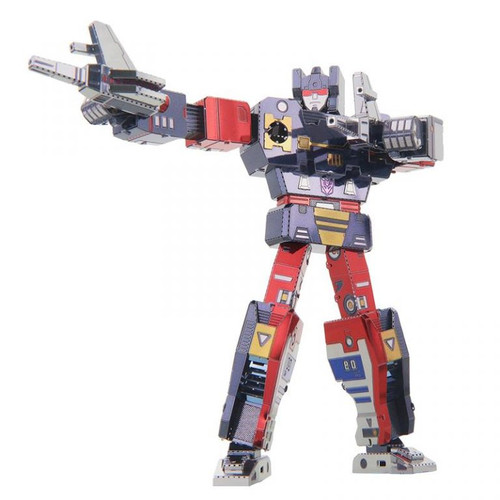 Transformers G1 Cassette Tape Frenzy - DIY Metal Model Kit | MU Model