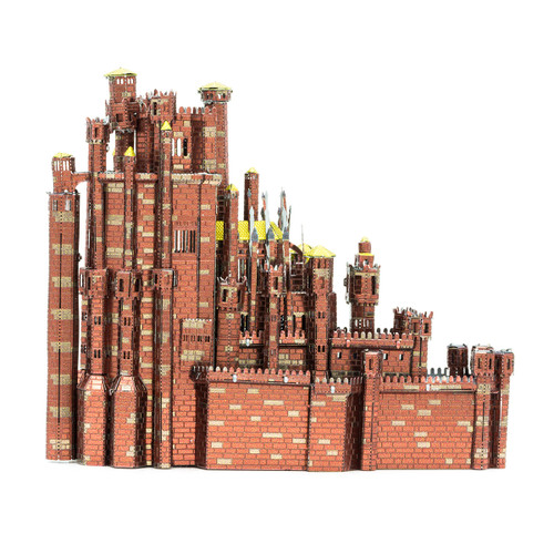 Red Keep - Game of Thrones Iconx Metal Model Kit