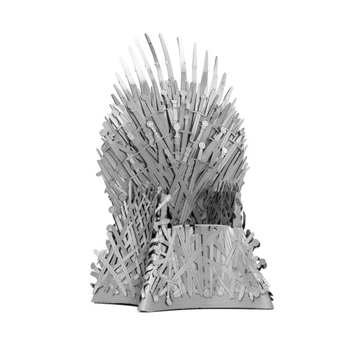 The Iron Throne - Game of Thrones Iconx Metal Model Kit