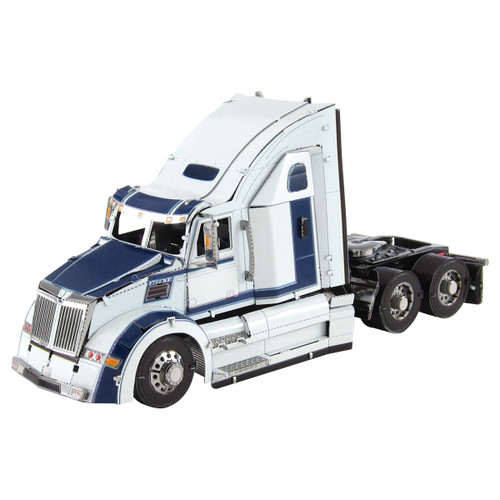 Western Star 5700XE Phantom Truck | Metal Earth Model
