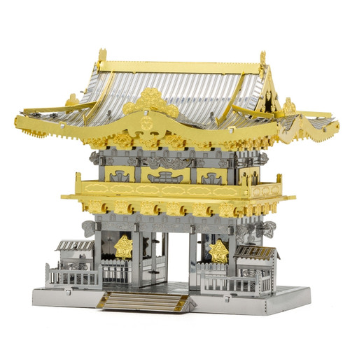 Yomeimon Gate Metal Earth Model