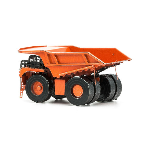 Mining Truck Metal Earth Model