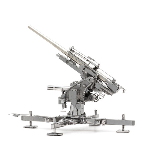 German Flak 88 Iconx Metal Model Kit