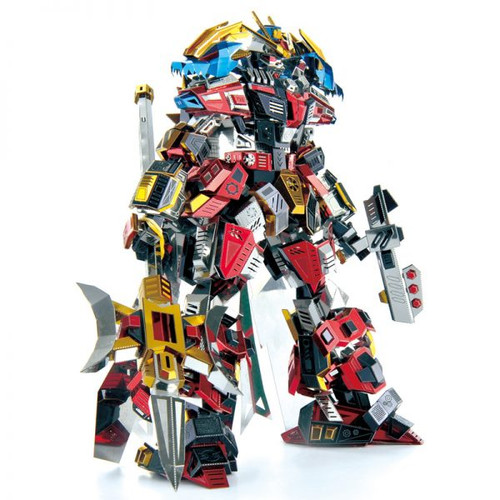 LYUBU Warrior Metal Model Kit | Microworld